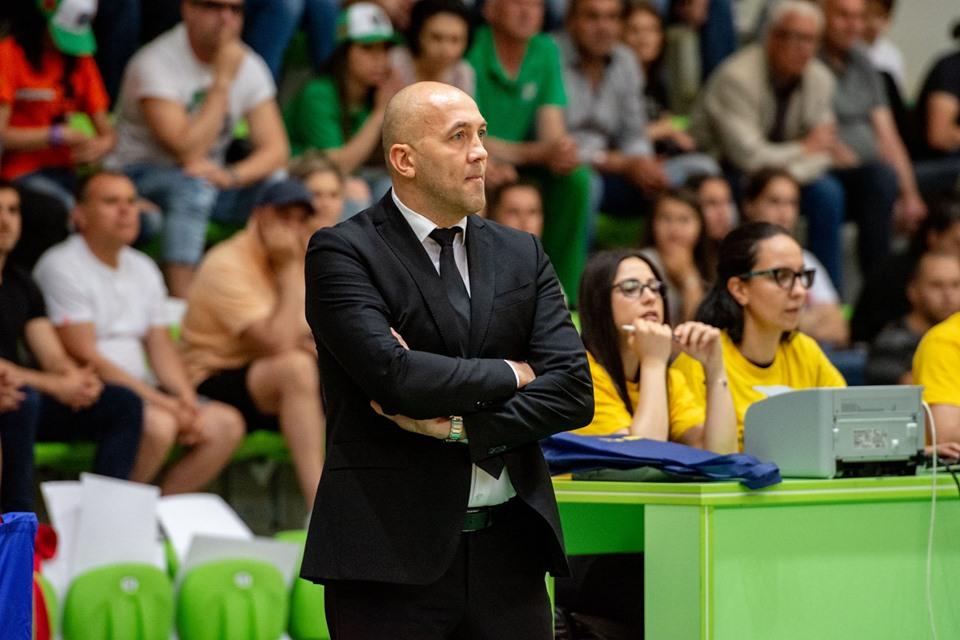 Шампион в НБЛ се завърна начело на Балкан