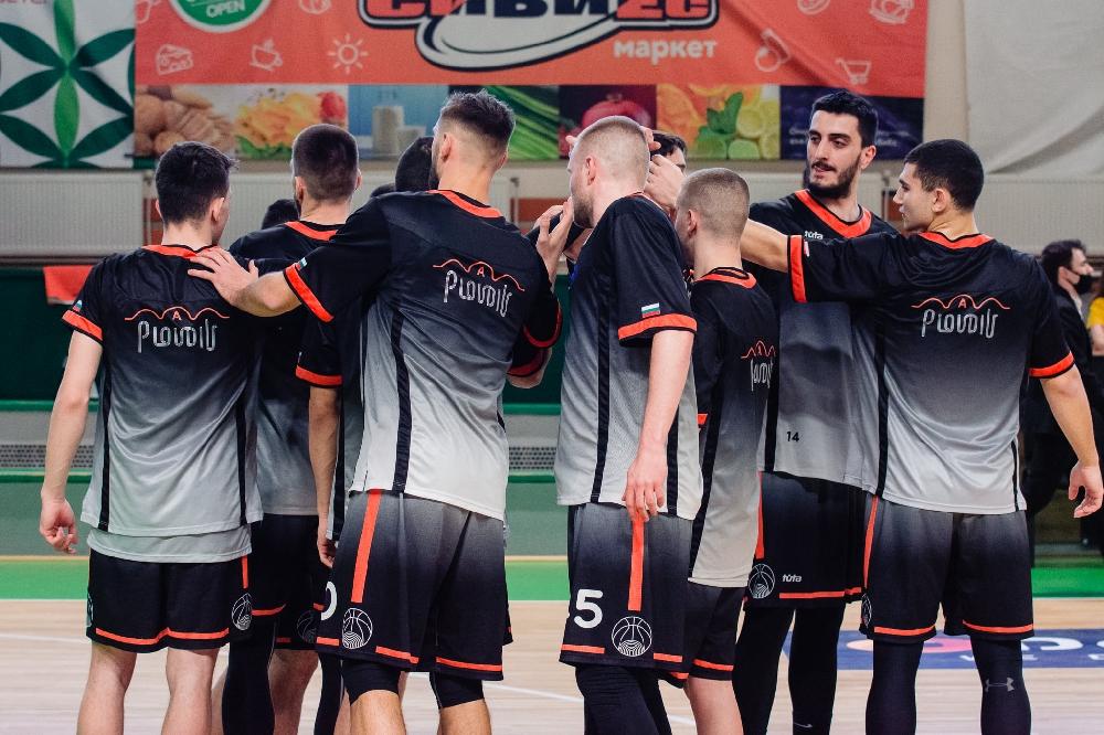 Лош край за Академик Пловдив във втората фаза на Балканската лига (ВИДЕО)