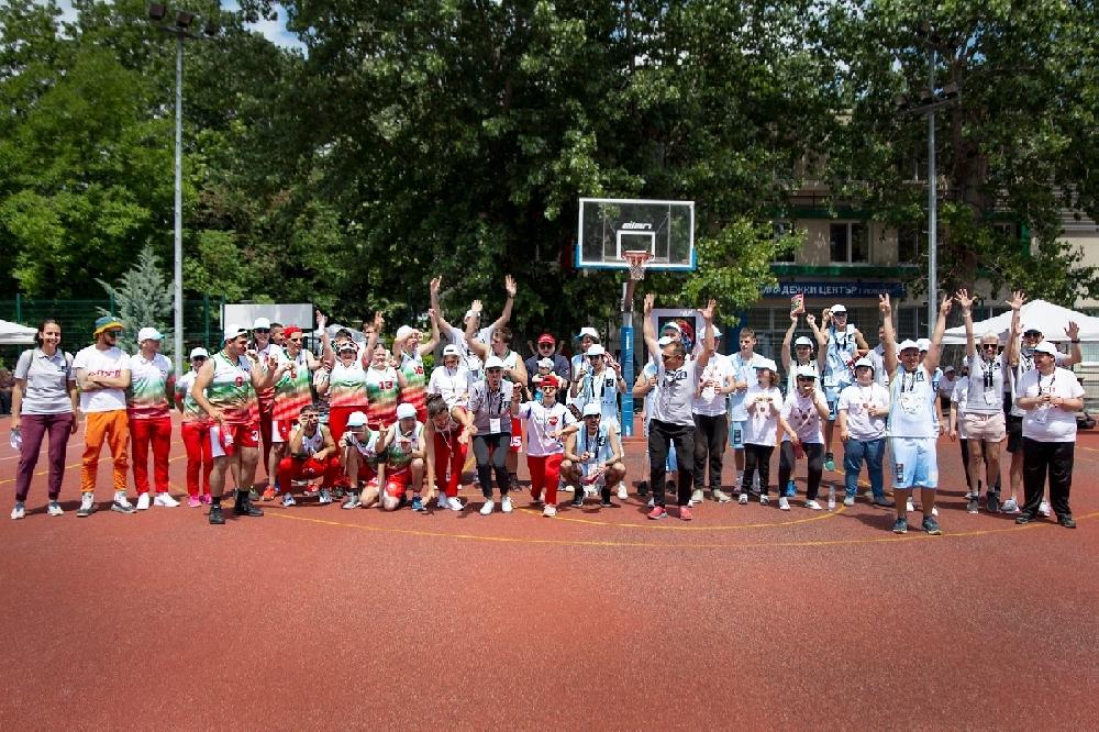 Александър Груев: Успяхме да покажем, че баскетболът наистина е за всички
