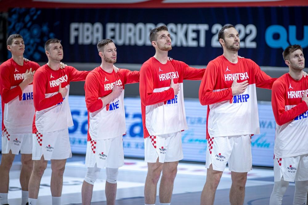 Хърватия със звезден състав за олимпийските квалификации
