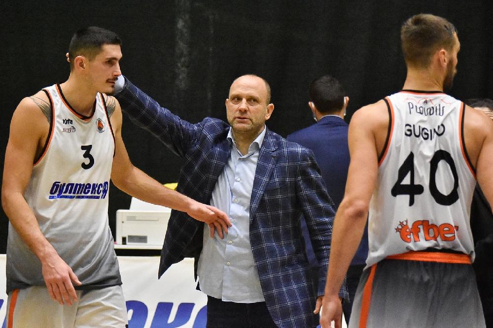 Константин Папазов: Имаше видима разлика във физическото състояние на двата отбора