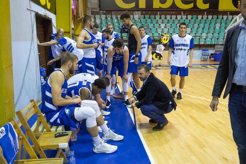 Людмил Хаджисотиров: Удоволствие е да гледам как българските играчи се превръщат в лидери
