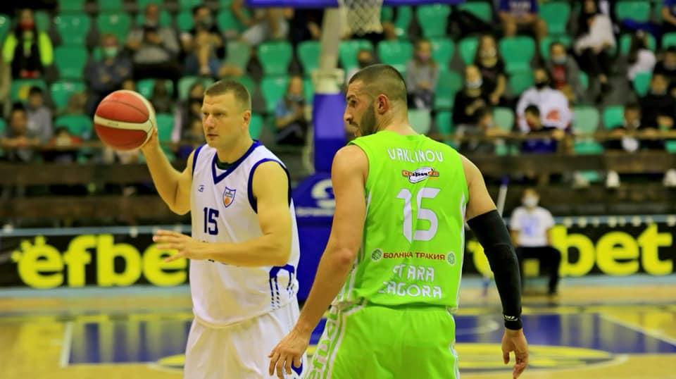 Станислав Ваклинов: Не сме лежали шест месеца