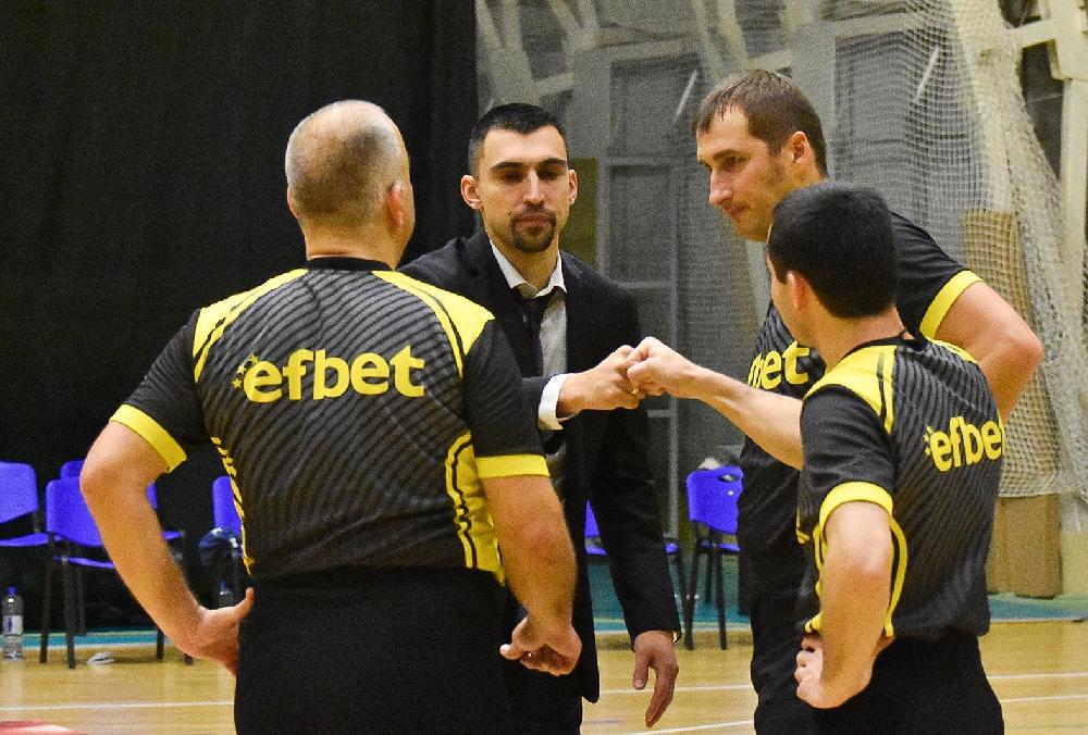 Йордан Янков: Това бе най-добрият ни мач от началото на сезона