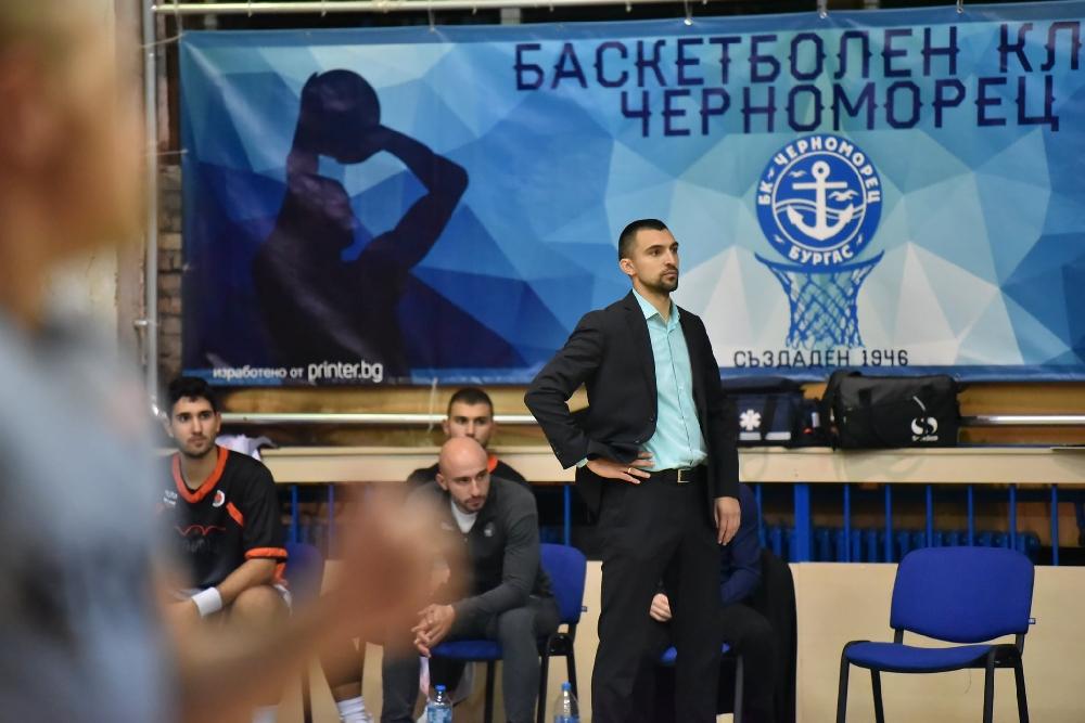 Йордан Янков: Моите баскетболисти оставиха сърцата си на паркета (ВИДЕО)