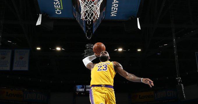 Лейкърс с нова лекция в НБА (ВИДЕО)